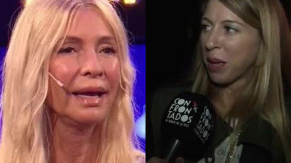 Cris Morena y Florencia Bertotti