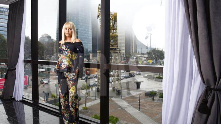 """Claudia Villafañe: """"Ahora soy una mujer que ya no se rinde fácilmente"""""""
