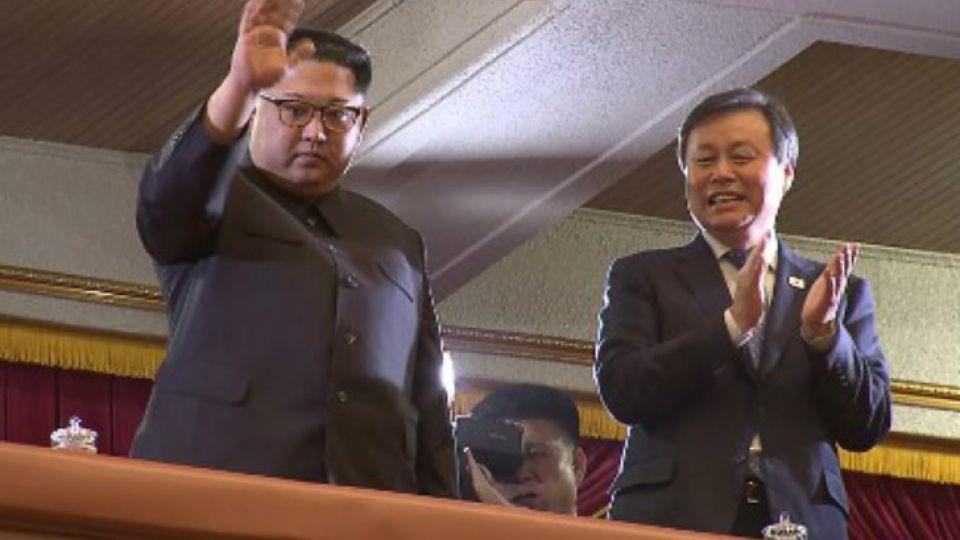 El presidente norcoreano Kim Jong Un.