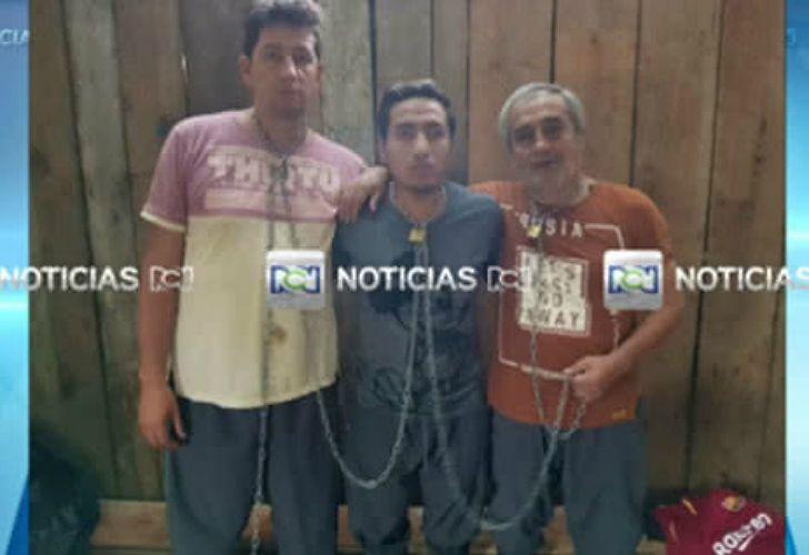 """Los trabajadores de """"El Comercio"""" fueron vistos por última vez el lunes 26 de marzo."""