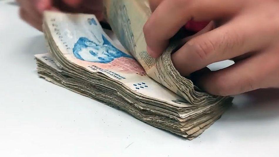 El billete de dos peses dejará de estar vigente.