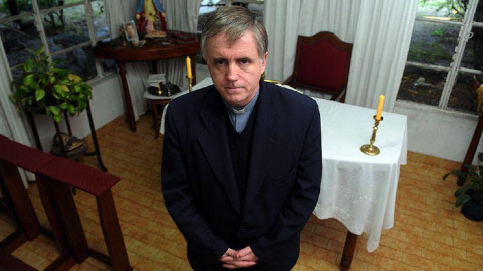 El ex cura Julio César Grassi