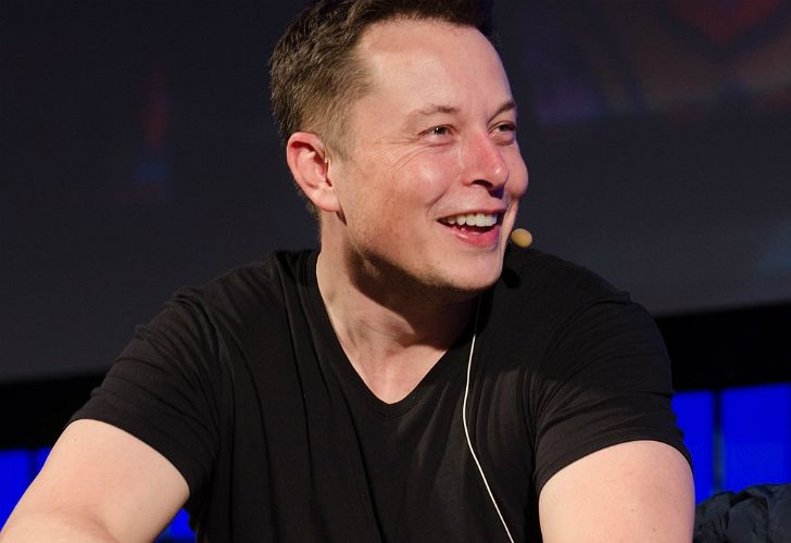 Vermögen Elon Musk