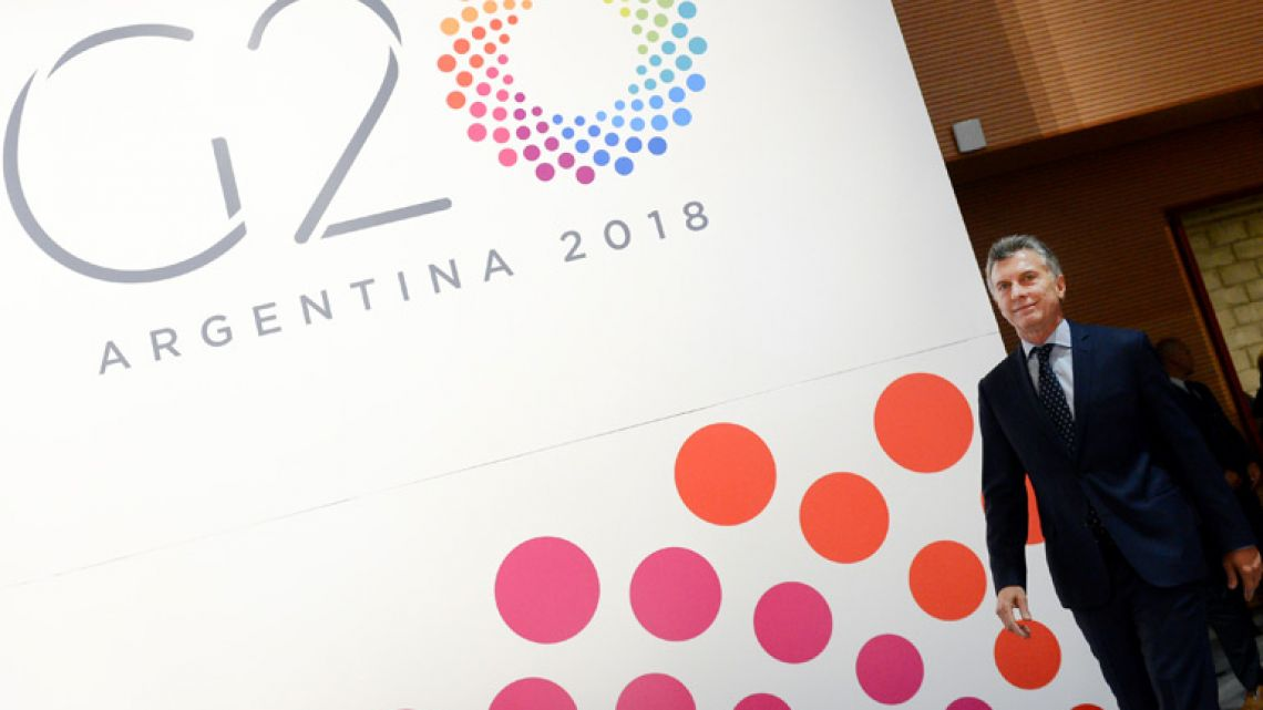 """The G20 functions with the dynamic of a board of directors, where states have the preponderant role,"" writes Patricio Carmody."