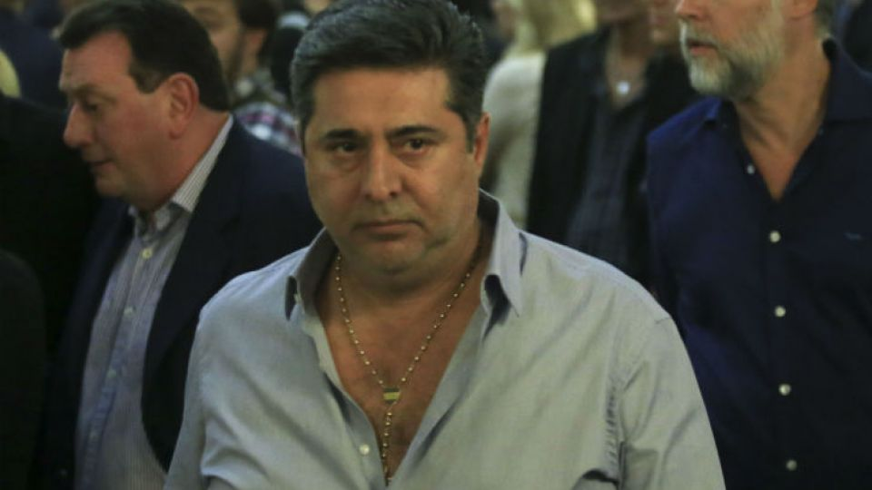 Daniel Angelici teje contactos en la UCR porteña.