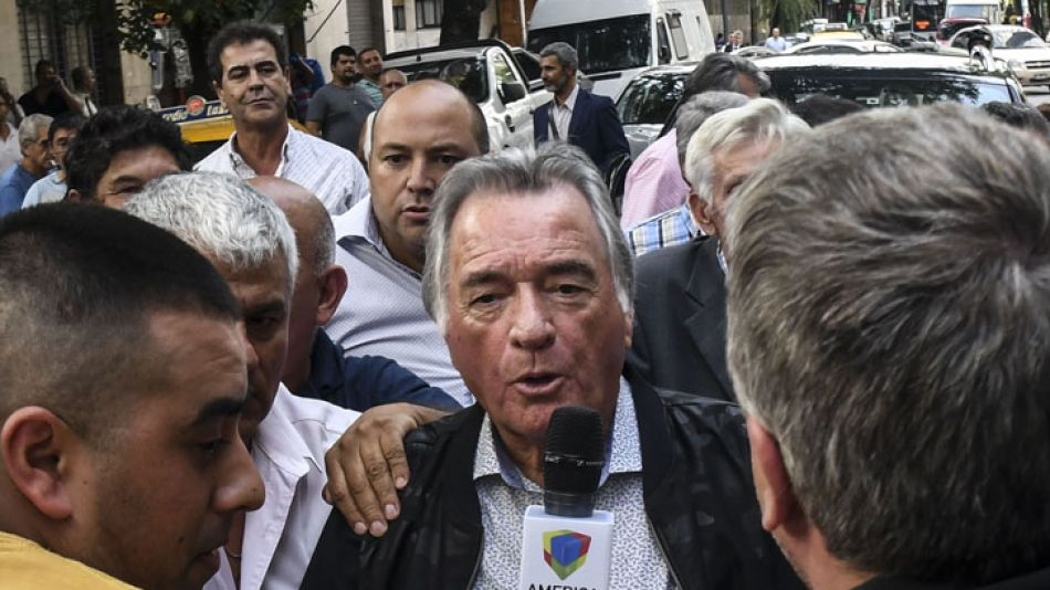 Luis Barrionuevo, flamante interventor del PJ.