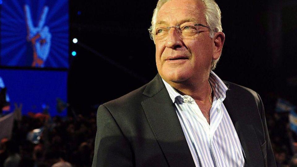 Eduardo Fellner, ex gobernador de Jujuy.