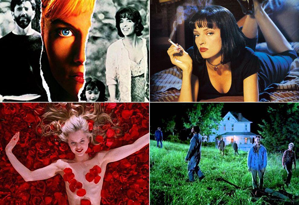 Películas de los '90 que encontras en Netflix
