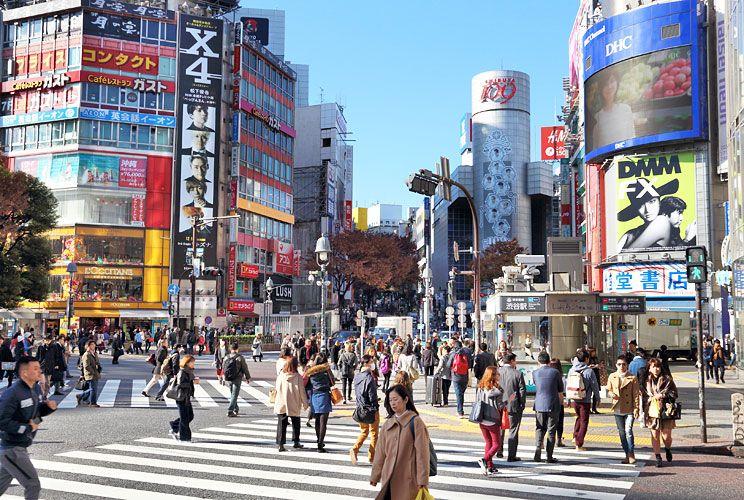 Tokio. La forma de vida en las megaciudades, tal como se da hoy en día, es inviable. Se trata de cambiar también las relaciones.