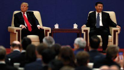 OPCION. Ser componedores de conflictos, como el comercial entre China y EE.UU.