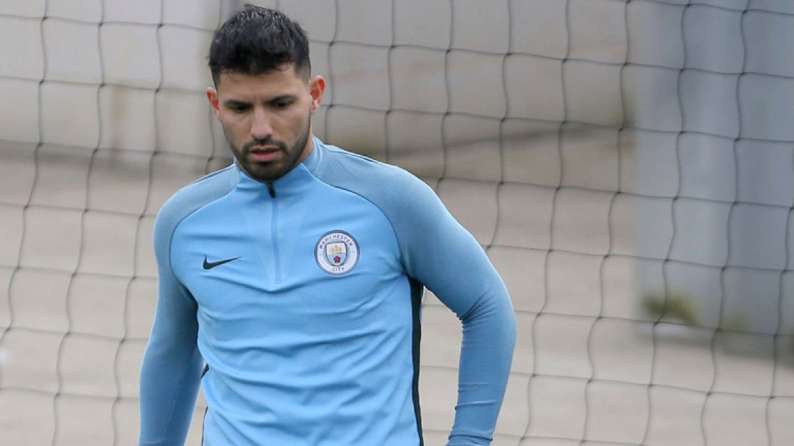 Manchester City's Sergio Agüero is recovering from minor surgery, with doubts now arising over his involvement in the World Cup in Russia this summer.