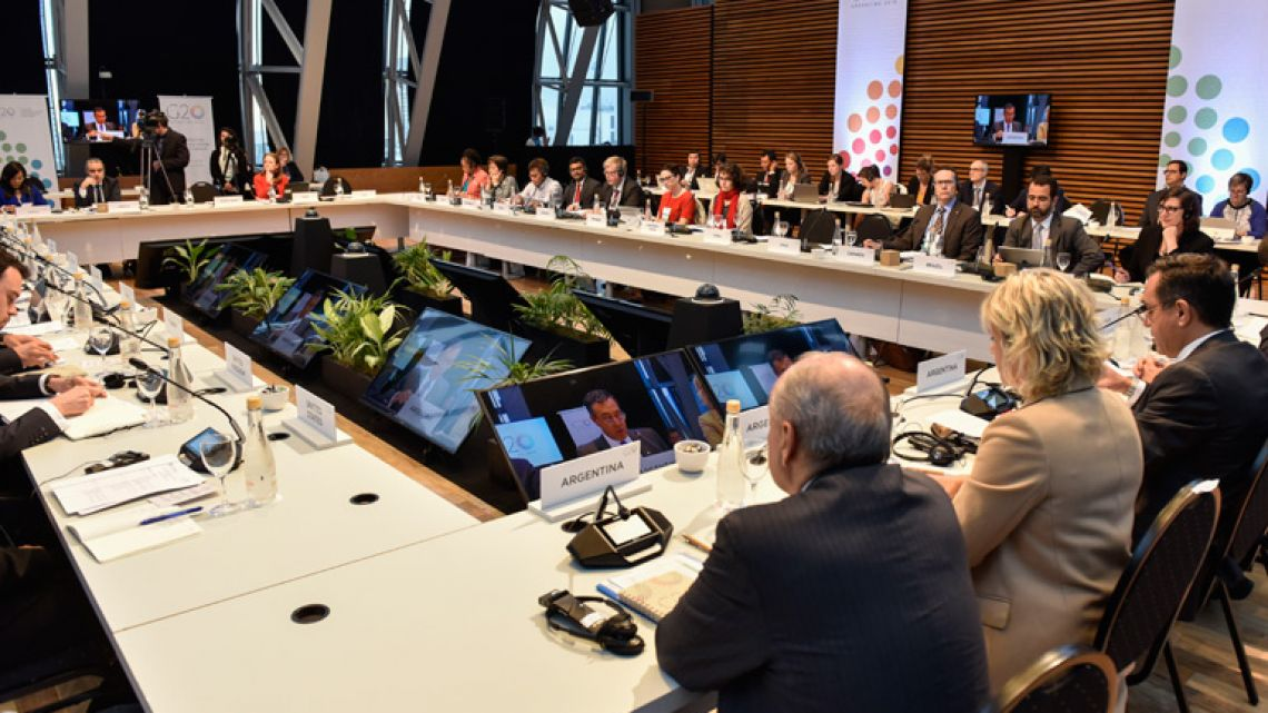 G20 must be an honest broker between established and emerging powers during the G20 meetings it hosts this year.