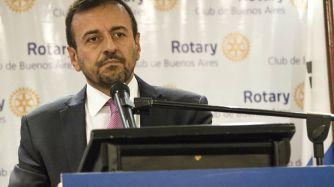 Mario Quintana, vicejefe de Gabinete.