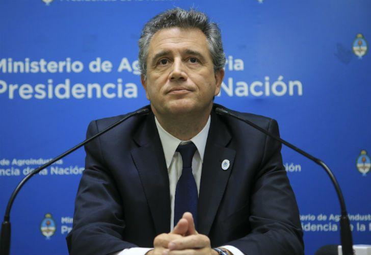 El Ministerio de Agroindustria, a cargo de Luis Miguel Etchevehere, despidió a 330 empleados de esa cartera.