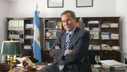 Alberto Nisman. La causa que investiga su muerte sigue demorada.