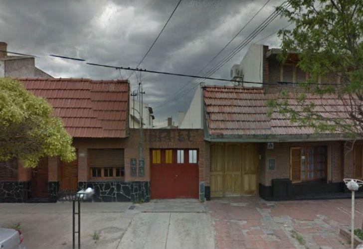 El hecho tuvo lugar en un departamento de Alvarado al 1200 de Bahía Blanca.
