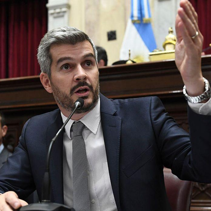 Todo lo que pasó en el informe de Marcos Peña en el Senado | Perfil.com