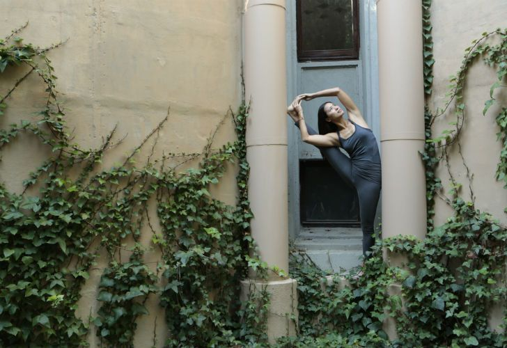 Xuan Lan es una referente del yoga en España.