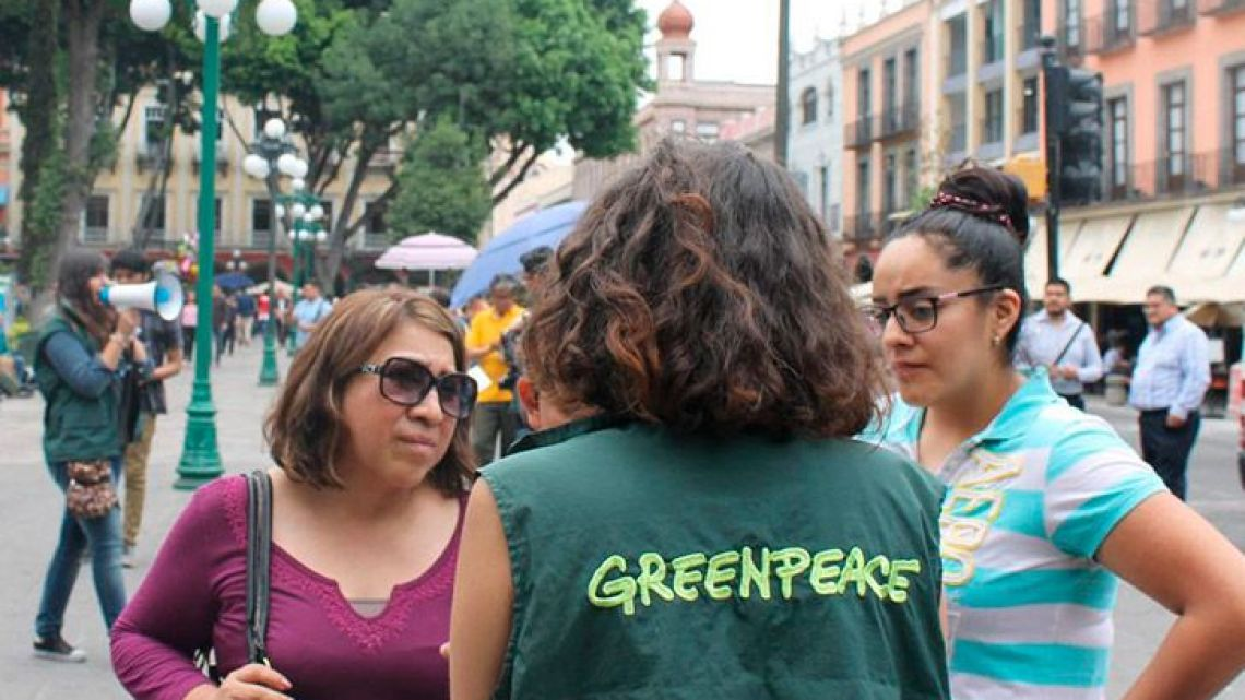 The allegations against suspended Greenpeace Argentina Executive Director Martín Prieto were published on social networks.