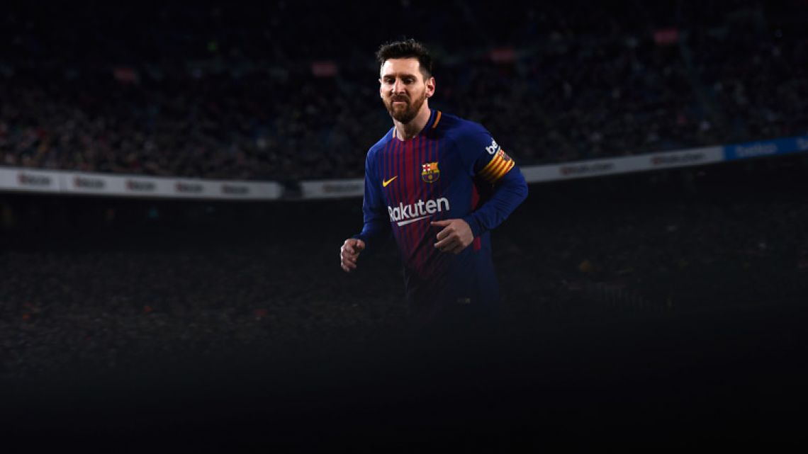 The world's top-earning footballer, Argentina and Barcelona star Lionel Messi won an EU court battle on April 26, 2018 to register his surname as a trademark to sell sports goods.