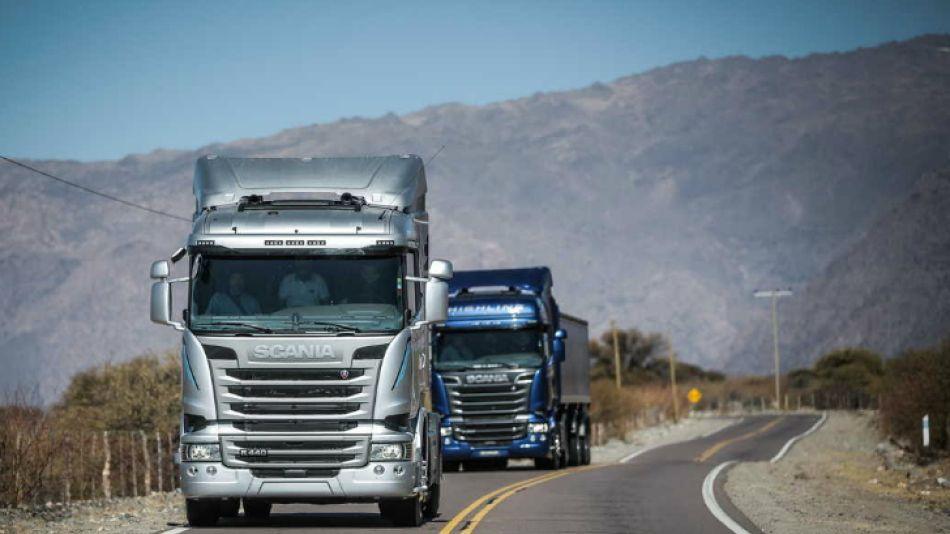 Habrá restricción de circulación para camiones