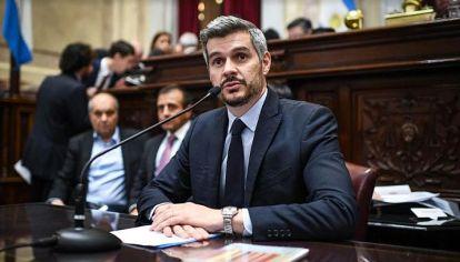 VIENE PEÑA. El Jefe de Gabinete de Ministros será el encargado de presentar a los equipos técnicos en Córdoba.