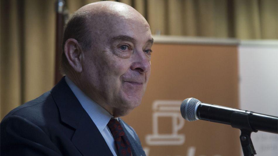 Domingo Felipe Cavallo, exministro de Economía