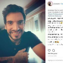 Juan Cruz Sanz - mensaje
