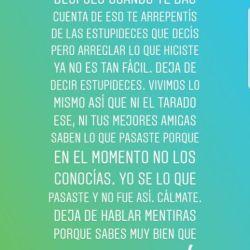 Mensaje Rocio Rial