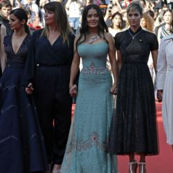 Mujeres- 71 Festival Cannes (7)