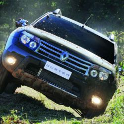 Renault Duster Exterior (1