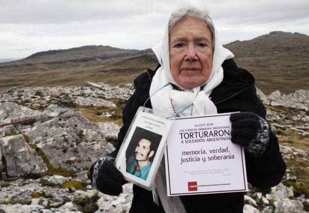 Piden detener a militares acusados de torturar a conscriptos en Malvinas