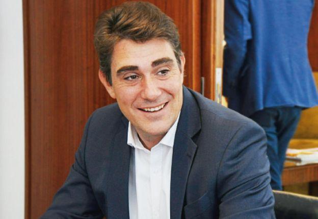 Javier Iguacel, director nacional de Vialidad