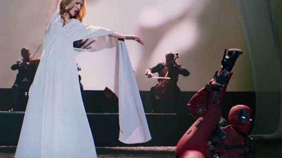 Celine Dion-Deadpool 2