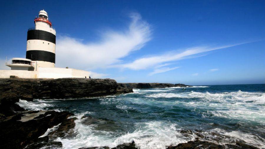 Faro de Hook Head Irlanda 1