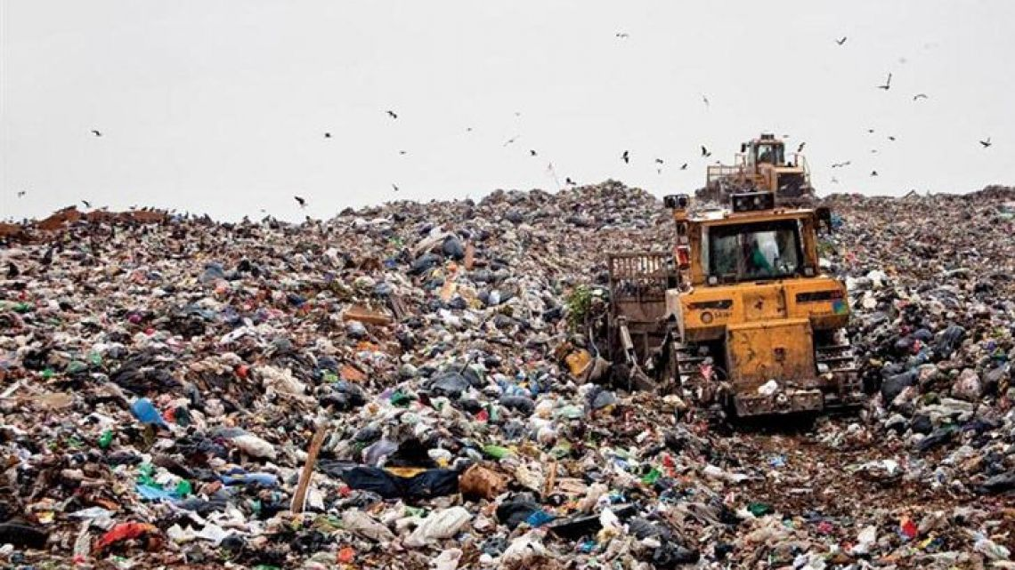 Buenos Aires City is expected to run out of space to store its rubbish within five years.