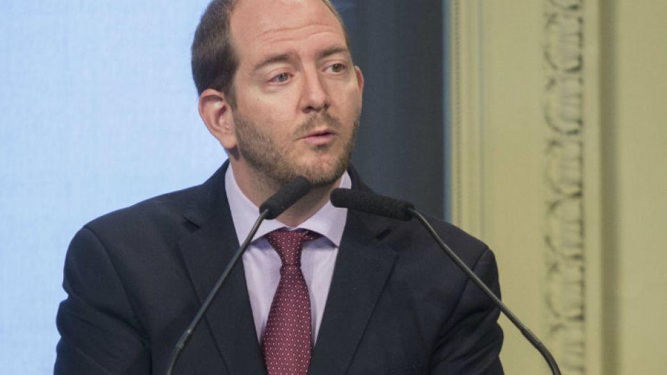 El secretario de Comercio, Miguel Braun.