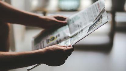 Las noticias y los medios de comunicación.