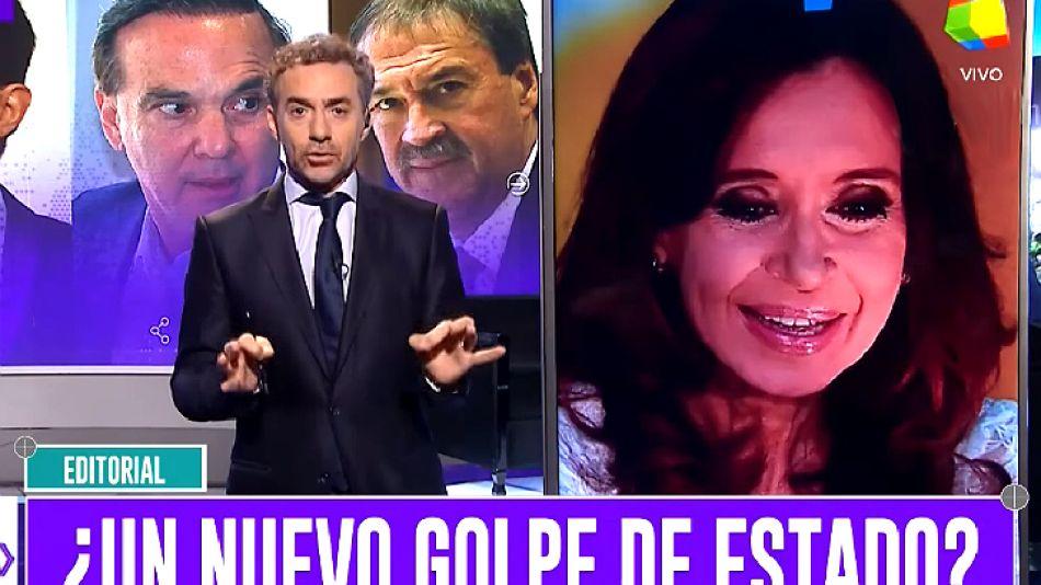 Majul lanzó la consigna en su programa La Cornisa.