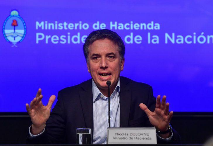 nicolas dujovne hacienda fmi 20180508