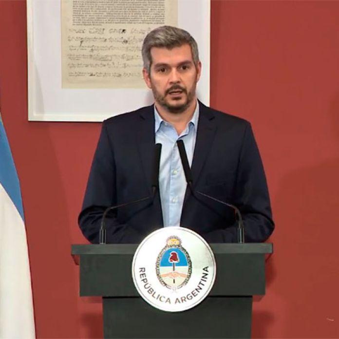 Marcos Peña: \