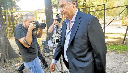 Preso. Hace dos semanas, López y su socio, Fabián De Sousa, volvieron a la cárcel tras un mes en libertad, cuando Casación cambió la carátula de la causa a fraude en lugar de evasión.