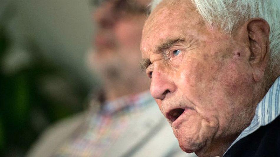 """David Goodall, de 104 años, simplemente """"se había cansado de vivir"""""""