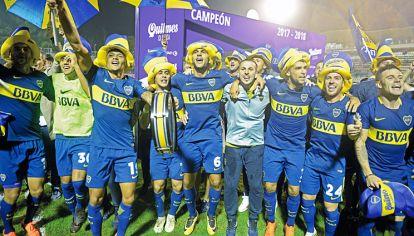 Superliga. Boca jugó bien muy poco, fue errático en la mayoria de los partidos.