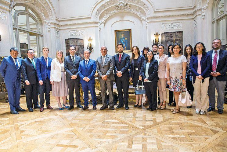 Simbolismo. La unión tiene una amplia agenda con cuestiones como la pobreza, la exclusión o la inseguridad. Aquí, una reunión por el tema drogas en Argentina.