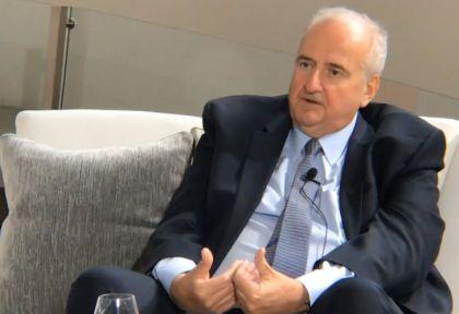 Luis Pagani, CEO de Arcor, entrevistado por Jorge Fontevecchia para Periodismo Puro.