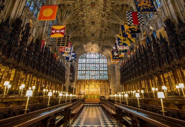 escenarios boda real capilla 20180514