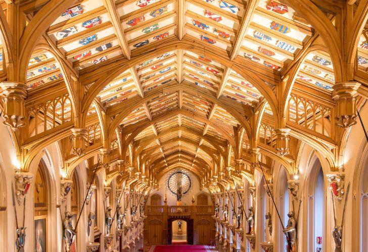 escenarios boda real castillo 20180514