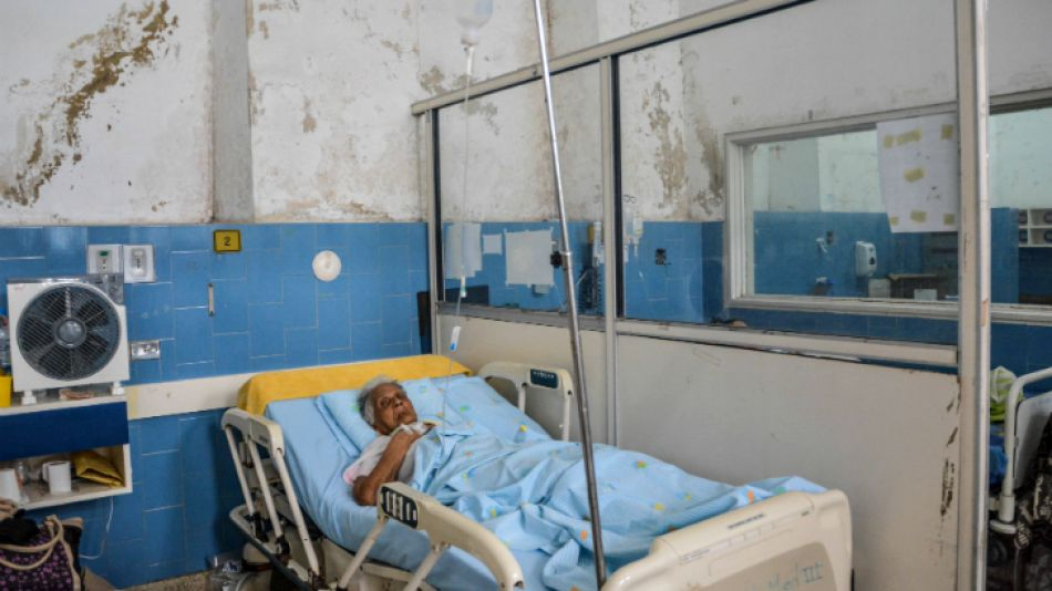 venezuela crisis sanitaria 20180514