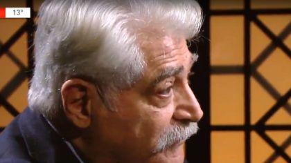 Jorge Asís, con Novaresio en A24.